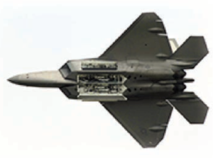 US Air Forces FA-22 Raptor